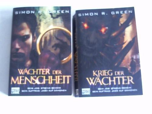 Krieg der Wächter/Wächter der Menschheit. 2 Bände