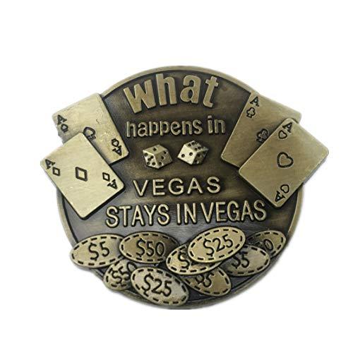 Las Vegas Amerika USA Kühlschrankmagnet 3D Metall Handgemachtes Handwerk Touristische Reise Stadt Souvenir Sammlung Brief Kühlschrank Aufkleber