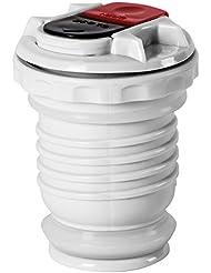 Salewa Stopper Thermo Lite 0.75 l/1.0 l - Tapón de reemplazo para termos, color plateado, talla única