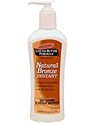 Palmer's Cocoa Butter Formula Natural Bronze Instant Tanner 250ml