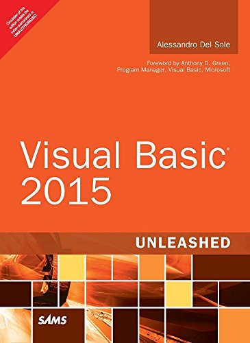 Visual Basic 2015 Unleashed par Alessandro Del Sole