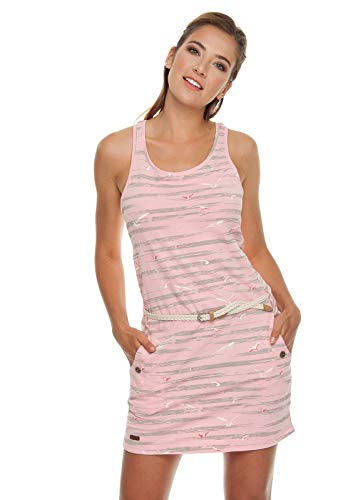Ragwear KESY Damen,Kleid,Sommerkleid,Tank Top ()