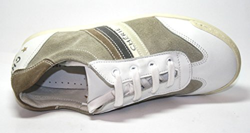 Kinder Halbschuhe Karton Beige Mädchen ohne 9989 4 weiß braun Kids Sport Schuhe Cherie grau twqq1RF