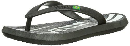 Venum Erwachsene Flip-flops Challenger, Black, 37/38