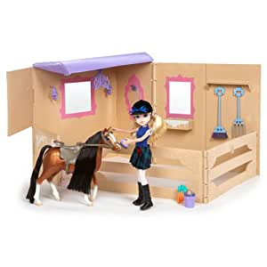 Moxie Girlz Horse Riding Club Stable with Avery Doll & Pony