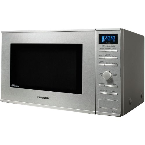 Countertop Microwave With Inverter Technology : ... Countertop/Built-in Microwave with Inverter Technology NN-SD681S