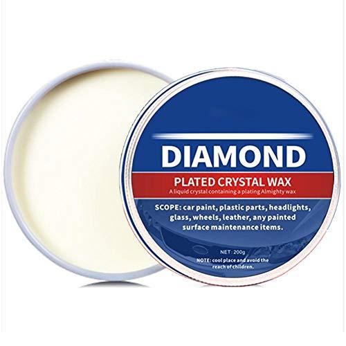 TARTIERY Delicate Cream Auto Wachs Set New Wax Für Ernährung Und Leder Imprägnierung Wachs Lackpflege Kratzerreparatur Pflegewachs Lack Diamantbeschichtung