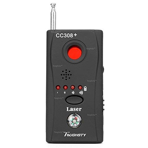 Anti Detector Spion Notebook versteckte Kamera Wireless-RF-Gerät GSM hören Entdecker