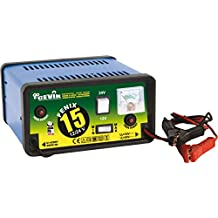 Cevik CE-FENIX15 - Cargador de batería 12/24 v