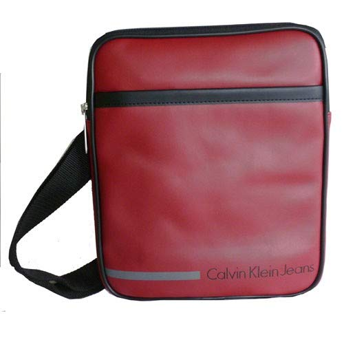 Calvin Klein CKJ - BESACE VINYLE BORDEAU BODY BAG - CDS010-PBO0010-568