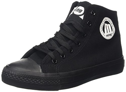 MTNG Attitude tennis - Sneakers CANVAS NEGRO / OUTSOLE NEGRO