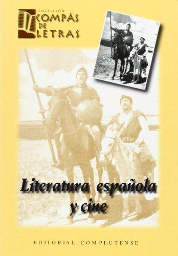 Literatura española y cine (Compás de letras) por Norberto Mínguez
