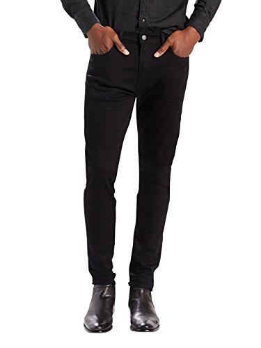 Levi's 512 Slim Taper fit Jeans, Herren, W34 / L30, Schwarz (512 Jeans)