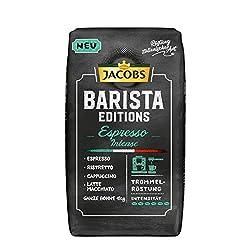 Jacobs Kaffeebohnen Barista Editions Espresso Bohnen Intense, 1 kg Bohnenkaffee