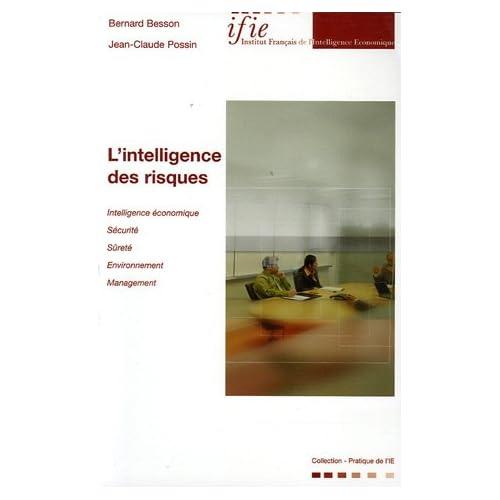 L'intelligence des risques de Sûreté, Sécurité, Management, Environnement : L'intelligence économique pour prévenir les crises au lieu de les gérer