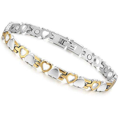 jstyle-bijoux-bracelet-en-acier-inoxydable-pour-femme-19cm-magnetique