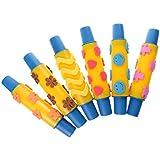 Toyvian Stempelkissen Fingerabdruck Waschbare f/ür Kinder Malen DIY Handwerk