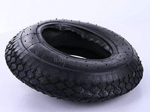 Schubkarre Reifen mit Schlauch SET Ersatzreifen 4.80/4.00-8