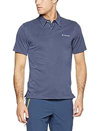 Columbia Poloshirt Sun Ridge Polo_em6527 Polo Manches Courtes Homme