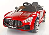 Toyhouse Futuristic Benzy AMG Rechargeable Battery Operated Ride-on car for Kids
