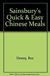 Sainsbury's Quick & Easy Chinese Meals