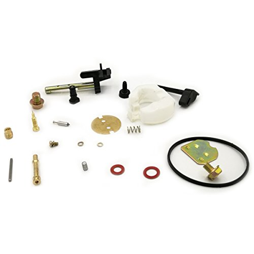 Cancanle Vergaser Reparatur-Kit für HONDA GX120 GX160 GX200 GX390 188F 168F 5,5HP 6,5HP 13HP 4-Takt Motor Wasser Pumpe Rasenmäher Generator Teile - GX160