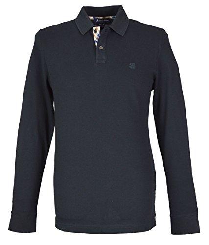 aquascutum-camiseta-de-manga-larga-para-hombre-negro-negro-xx-large