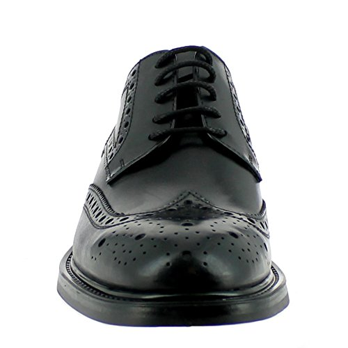 Frau Homme Chaussures classiques Noir