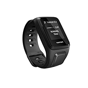41o0IvxyS L. SS300  - TomTom Spark GPS Multi-Sport Fitness Watch with Music, Small Strap - Black