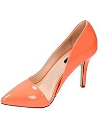 422ff5d6147 Amazon.es  Zapatos - Rosa   Zapatos para mujer   Zapatos  Zapatos y ...