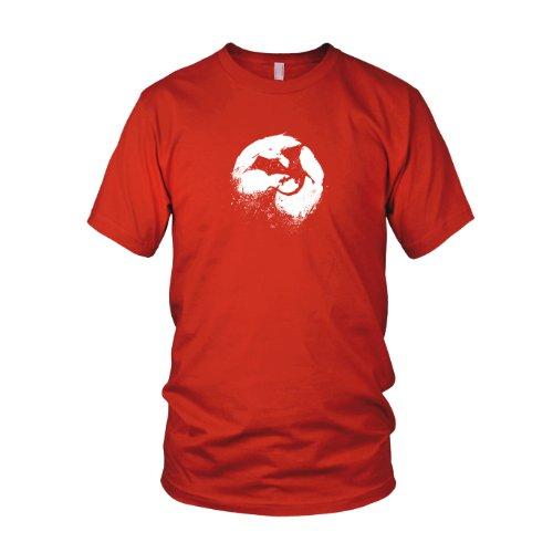 Night of Dragons - Herren T-Shirt Rot