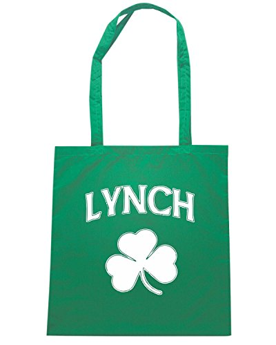 T-Shirtshock - Borsa Shopping TIR0143 lynch irish dark tshirt Verde