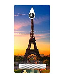 Casesncovers High Quality Fashion Designer Fancy Protective Bumper Hard Back Cover Case For Sony Xperia E1