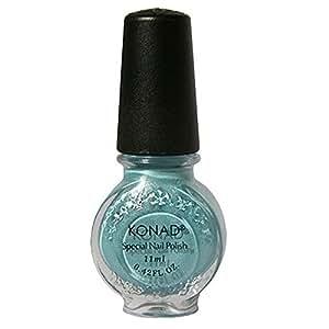 Konad Vernis à Ongles Stamping Hepburn Blue 11 ml