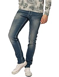 Japan Rags - JH711BASIWC418_3001-BLUE - Homme