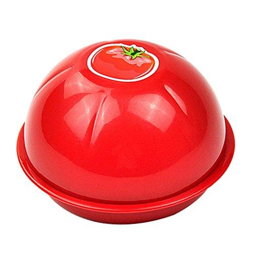 Zwiebel/Tomaten-Retter, Küchen-Aufbewahrungsbox, Kunststoff, Gemüsebehälter, Rycnet tomate