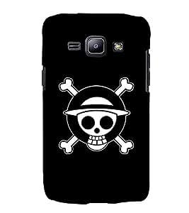PrintVisa Danger Dangerous Khatra 3D Hard Polycarbonate Designer Back Case Cover for Samsung Galaxy J2 J200G :: Samsung Galaxy J2 Duos :: Samsung Galaxy J2 J200F J200Y J200H J200GU