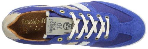 Pantofola dOro Loreto Squadra Nylon Low Men, basket homme Bleu - Blau (Olympian Blue)
