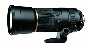 Tamron SP AF 200-500mm F/5-6.3 Di LD IF Telephoto Zoom Lens with Hood for Nikon DSLR Camera