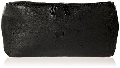 Piquadro Pulse, sac bandoulière Noir