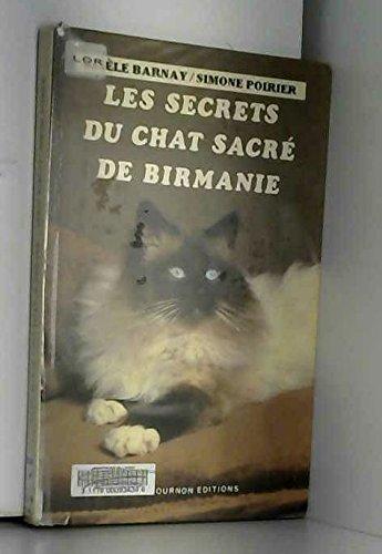 Secrets du chat sacré de Birmanie