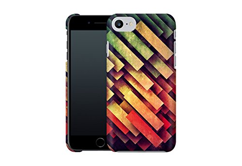 Handyhülle mit Designs für Ihn: iPhone 7 Hülle / aus recyceltem PET / robuste Schutzhülle / Stylisches & umweltfreundliches iPhone 7 Case - Apple iPhone 7 Schutzhülle: Glyzbryks von Spires Wype Dwwn Thys von Spires