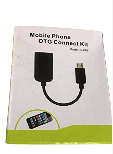 Origlow Micro USB OTG Cable for OTG Supported Tablets and Mobiles