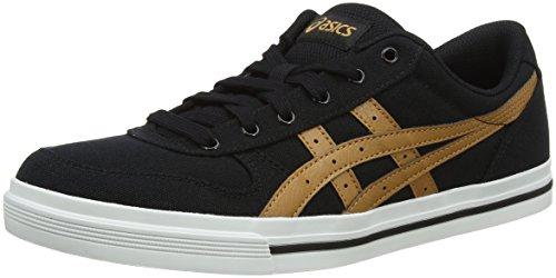 ASICS Tiger Unisex Aaron Black/Meerkat Sneakers