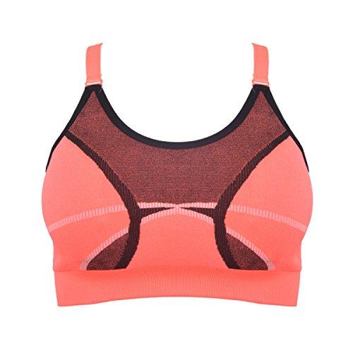 WKAIJCC Donna Biancheria Intima Gilet Sport Reggiseno Creativo Fitness Casa Yoga Corsa Comodo A