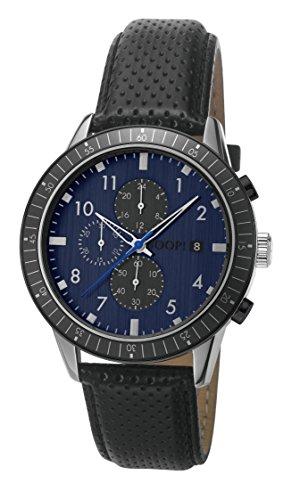 Joop. timewear Montre pour Homme chronographe Quartz Cuir jp101881003