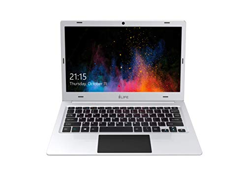 Life Digital Zed Air Ultra 11.6-inch Laptop (Celeron N3350/2GB/32GB eMMC/Win10 Home/Intel HD 500 Graphics), Silver