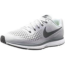 sports shoes a55ce d1eee Nike - Air Zoom Pegasus 34 chaussures de running pour hommes (bleu vert)