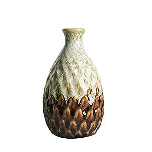 Fenghong Ornamento del florero de