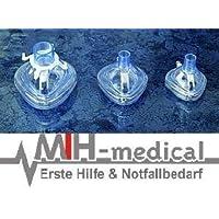 PVC Beatungsmasken KINDER Set - 3 teilig - Beatmung - Masken - MIH Medical preisvergleich bei billige-tabletten.eu